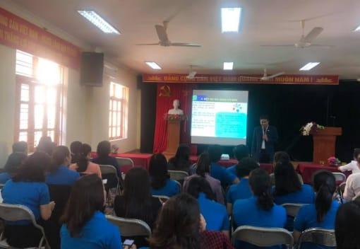 Liên đoàn Lao động quận Đồ Sơn tổ chức Hội nghị triển khai Bộ Luật Lao động năm 2019