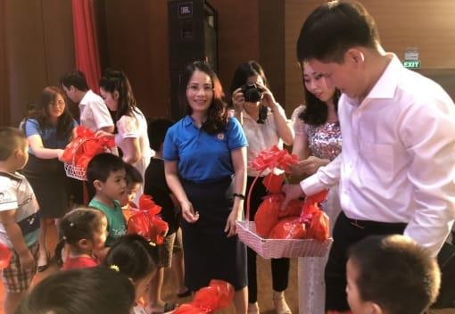 """Liên đoàn Lao động quận Hồng Bàng tổ chức Chương trình """"Vui Tết Trung thu"""" 2020"""