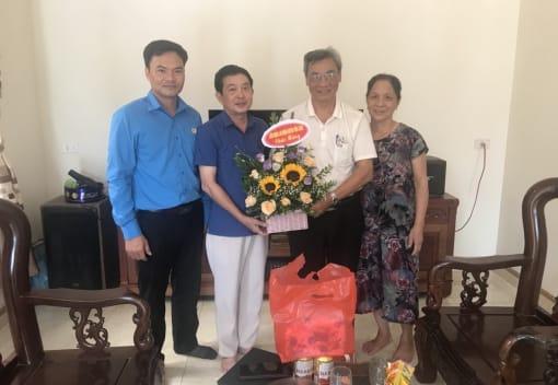 LĐLĐ huyện Tiên Lãng kỷ niệm 91 năm ngày thành lập Công đoàn Việt Nam