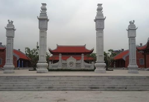 Nhà tưởng niệm đồng chí Nguyễn Đức Cảnh - địa chỉ đỏ cách mạng và điểm du lịch văn hóa tâm linh