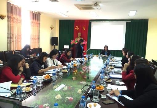 Liên đoàn Lao động thành phố tổ chức hội nghị giao ban công tác nữ công năm 2018