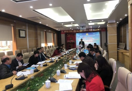 """Triển khai Hội thi """"An toàn vệ sinh viên giỏi"""" trong CNVCLĐ thành phố Hải Phòng năm 2020"""