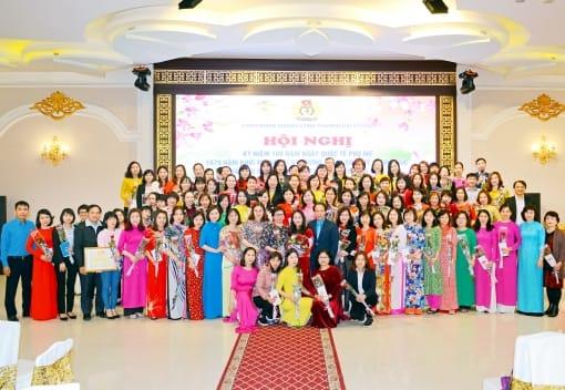 Công đoàn ngành Công Thương tổ chức Kỉ niệm 109 năm ngày Quốc tế phụ nữ