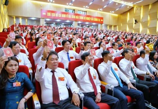 Sáng ngày 13/10, Đại hội đại biểu Đảng bộ thành phố Hải Phòng lần thứ XVI, nhiệm kỳ 2020-2025 họp Phiên trù bị