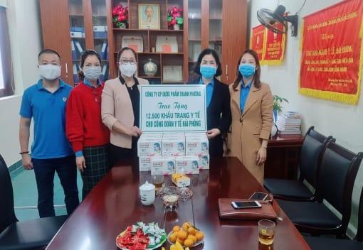 Công đoàn ngành Y tế đồng hành cùng đoàn viên, CNVCLĐ trong công tác phòng, chống dịch Covid- 19