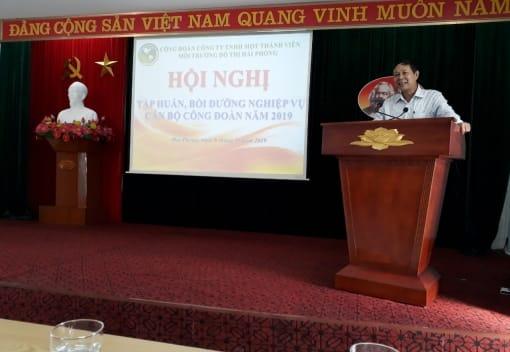 Công đoàn ngành Xây dựng tổ chức các hoạt động  hưởng ứng Ngày pháp luật Việt Nam năm 2019