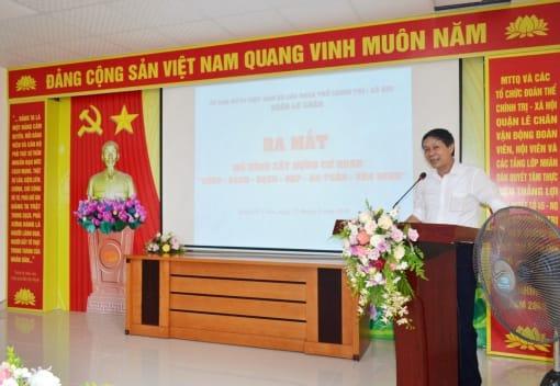 LĐLĐ quận Lê Chân ra mắt mô hình