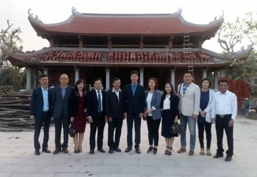 Đoàn Đại biểu Liên hiệp công đoàn thành phố Seoul (Hàn Quốc) thăm và làm việc với LĐLĐ Thành phố Hải Phòng