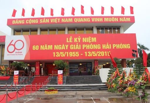 Giới thiệu về Cung Văn hóa Lao động hữu nghị Việt Tiệp