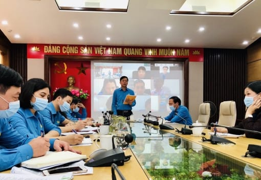 Hội nghị giao ban trực tuyến về phòng, chống dịch Covid-19