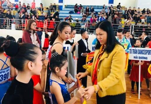 Giải vô địch Khiêu vũ thể thao Hải Phòng mở rộng lần thứ XV năm 2019
