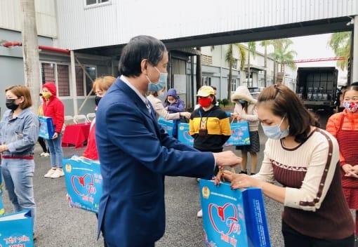 Liên đoàn Lao động huyện Tiên Lãng tổ chức chương trình