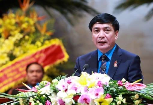 Nghị quyết Đại hội Công đoàn Việt Nam lần thứ XII, nhiệm kỳ 2018 - 2023