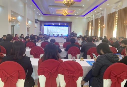 Hội nghị giao ban CĐCS trực thuộc công đoàn ngành, Trung ương, công đoàn Tổng công ty Trung ương trên địa bàn thành phố