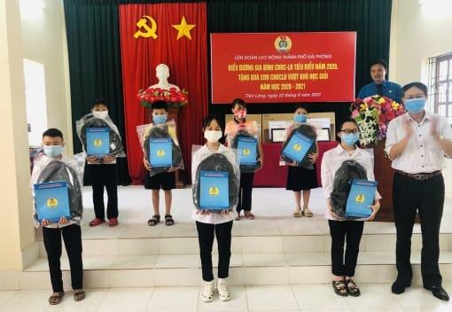 LĐLĐ thành phố tổ chức các hoạt động nhân kỷ niệm 20 năm Ngày Gia đình Việt Nam và Tháng hành động vì trẻ em