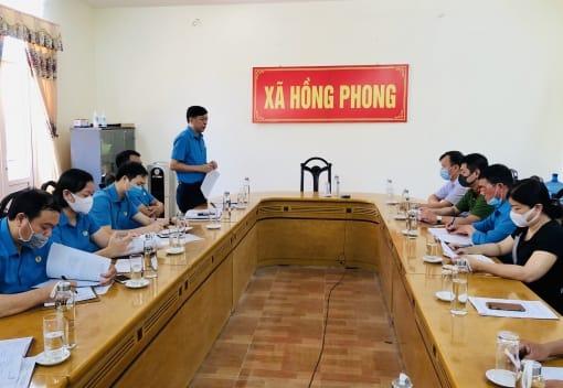 LĐLĐ thành phố họp thống nhất phương án xây dựng thí điểm
